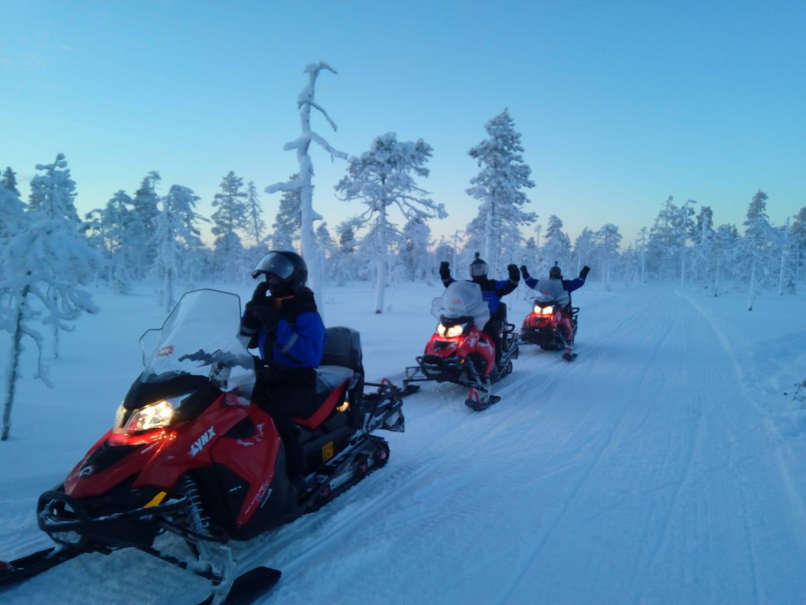Incentive reis Lapland met Citroën